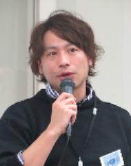 ピースジャム代表 佐藤賢さん