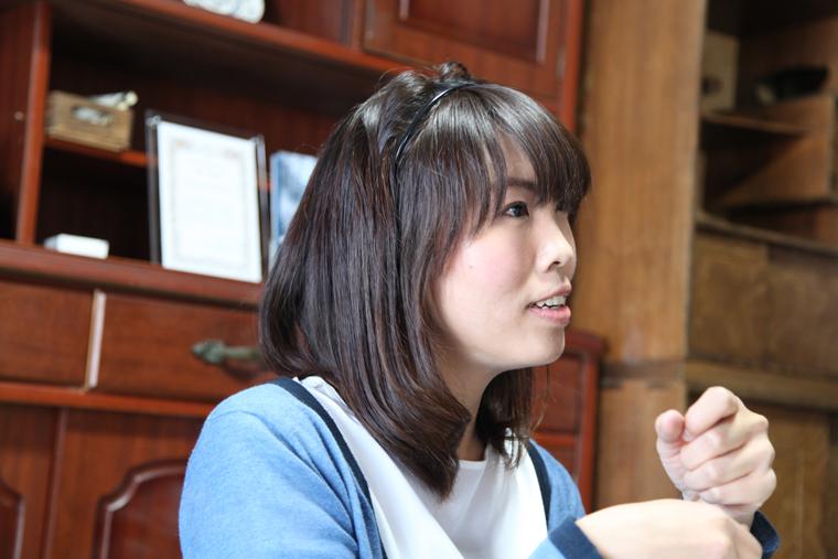 お話を伺った代表の藤村さん