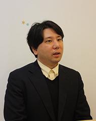 理事長の小山さんの写真