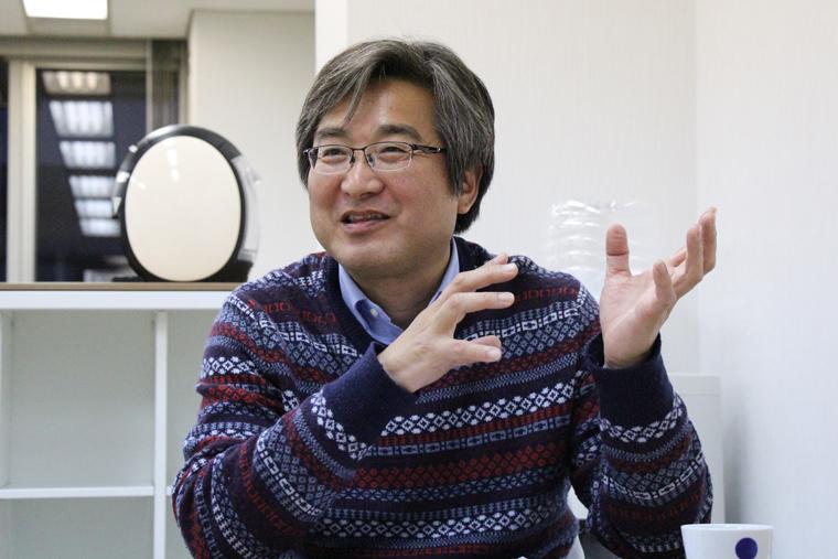 特定非営利活動法人 日本スポーツボランティアネットワーク 講師の榊原さん