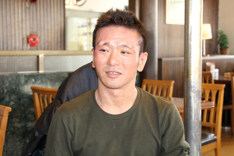 インヴェンティヴ・ヘルス・ジャパン合同会社 所属、パラトライアスロン日本代表の中澤さん。
