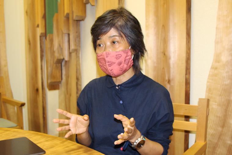 志村さんの写真